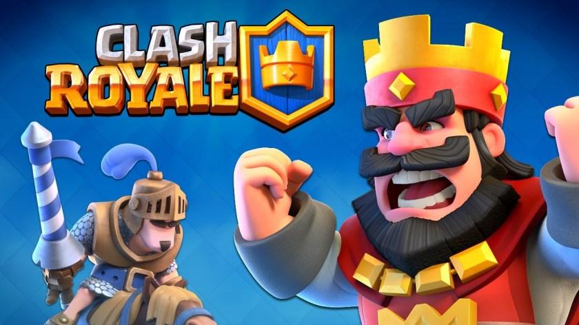 Clash Royale Header